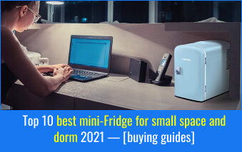 best mini-Fridge for small space and dorm
